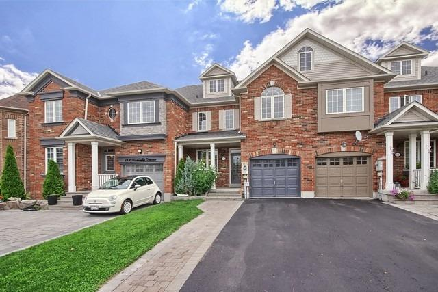 Townhouse at 115 Kirkvalley Cres, Aurora, Ontario. Image 12