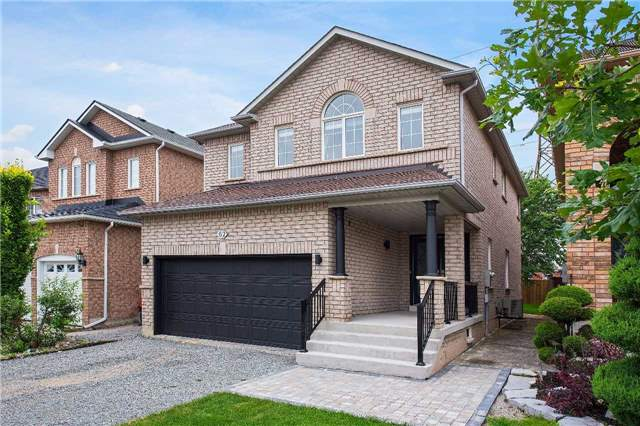 Detached at 62 Marco Sgotto Ave, Vaughan, Ontario. Image 1