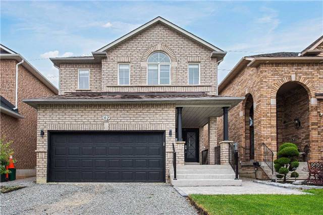 Detached at 62 Marco Sgotto Ave, Vaughan, Ontario. Image 12