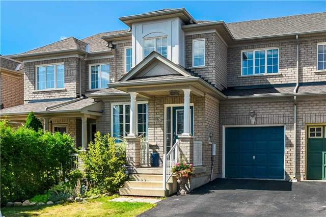 Townhouse at 326 Marble Pl, Newmarket, Ontario. Image 1