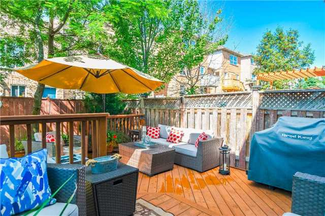 Townhouse at 326 Marble Pl, Newmarket, Ontario. Image 7