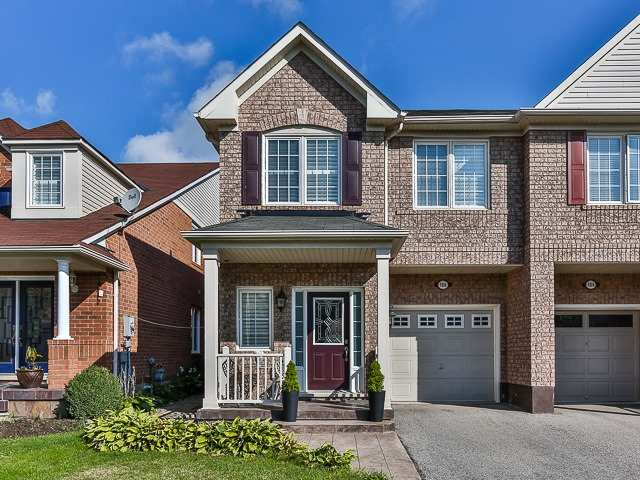Semi-detached at 186 Dougherty Cres, Whitchurch-Stouffville, Ontario. Image 1