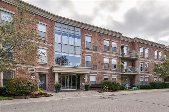 Condo Apartment at 22 James Hill Crt, Unit 216, Uxbridge, Ontario. Image 1