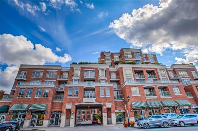 Condo Apartment at 10101 Yonge St, Unit 307, Richmond Hill, Ontario. Image 1