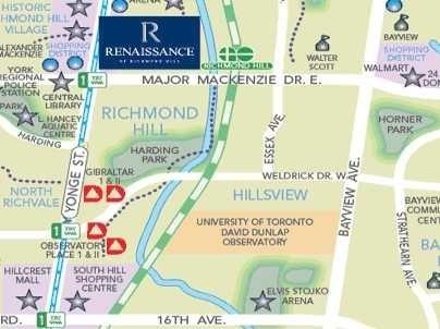 Condo Apartment at 10101 Yonge St, Unit 307, Richmond Hill, Ontario. Image 8
