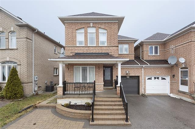 Semi-detached at 214 Farmstead Rd, Richmond Hill, Ontario. Image 1