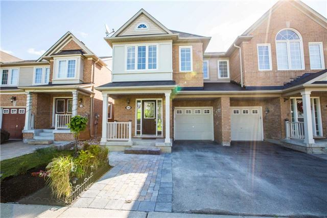 Semi-detached at 48 Ken Laushway Ave, Whitchurch-Stouffville, Ontario. Image 1