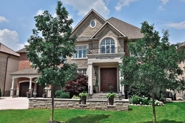 Detached at 201 Grandvista Cres, Vaughan, Ontario. Image 1