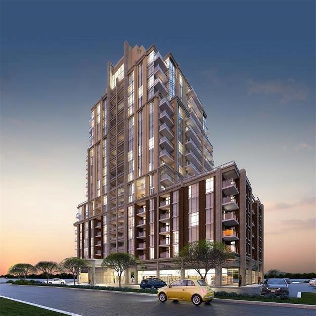 Condo Apartment at 9560 Markham Rd, Unit 1701, Markham, Ontario. Image 4