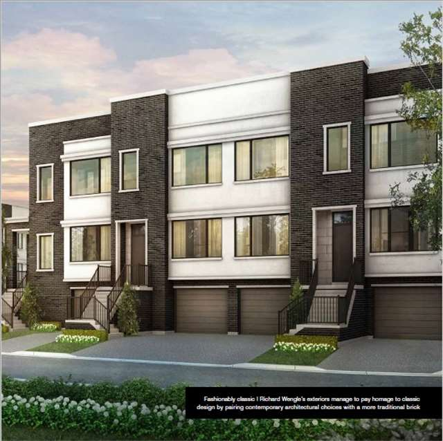 Townhouse at 38 Sydney Circ, Vaughan, Ontario. Image 2