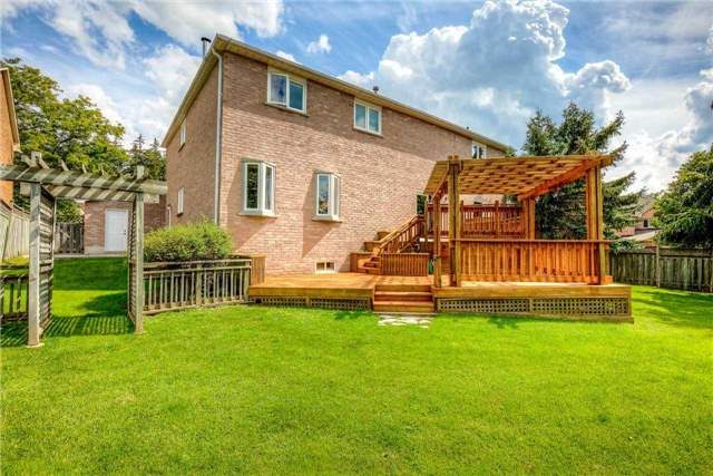 Detached at 12 Harrowsmith Pl, Richmond Hill, Ontario. Image 11