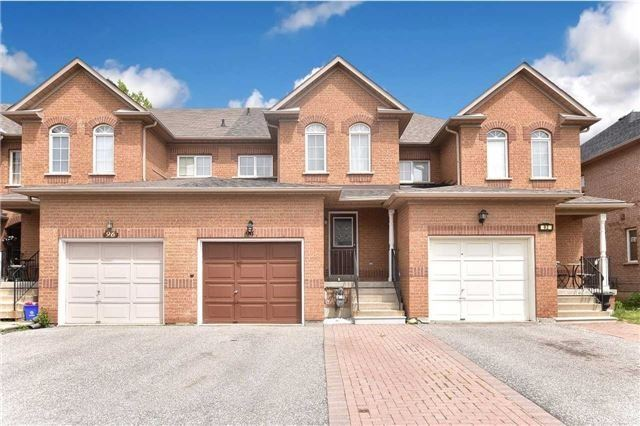 Townhouse at 94 Parktree Dr, Vaughan, Ontario. Image 1