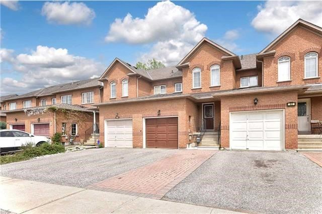 Townhouse at 94 Parktree Dr, Vaughan, Ontario. Image 12