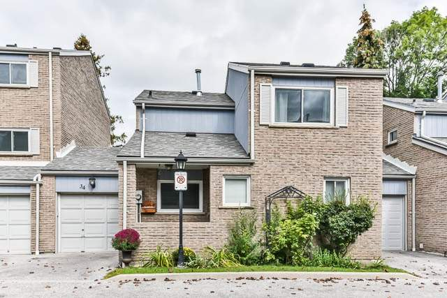 Condo Townhouse at 646 Village Pkwy, Unit 34, Markham, Ontario. Image 1