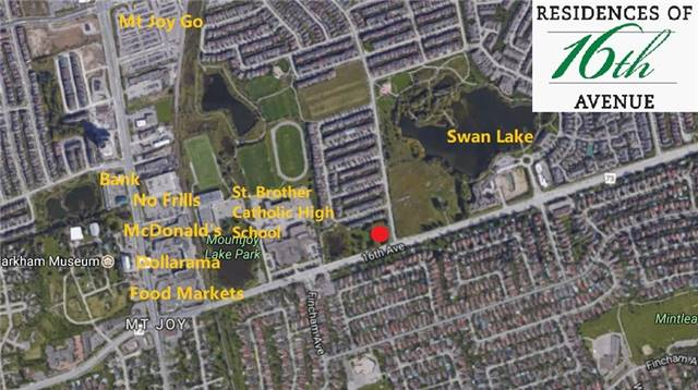Townhouse at 6226 16th Ave E, Unit Lot#42, Markham, Ontario. Image 4