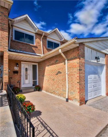 Townhouse at 12 Agincourt Rd, Vaughan, Ontario. Image 12