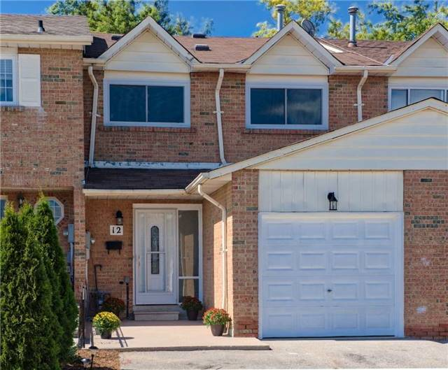 Townhouse at 12 Agincourt Rd, Vaughan, Ontario. Image 13