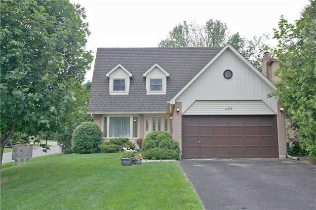 Detached at 498 London Rd, Newmarket, Ontario. Image 1