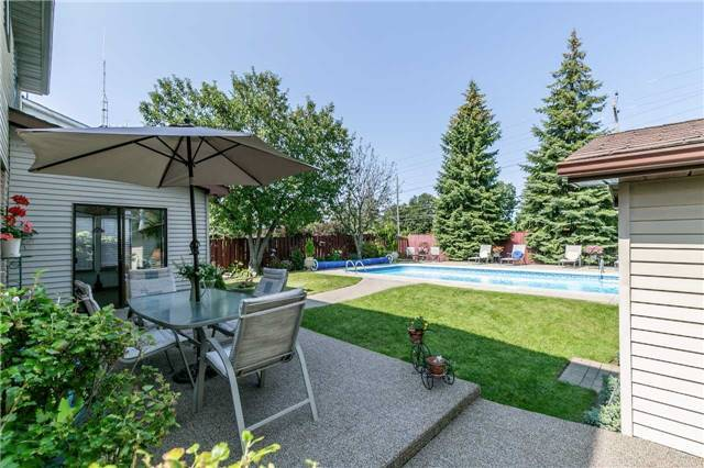Detached at 36 Manning Cres, Newmarket, Ontario. Image 11