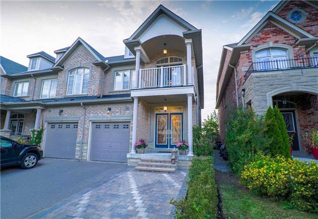 Townhouse at 34 Millhouse Crt, Vaughan, Ontario. Image 1