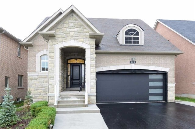 Detached at 123 Oberfrick Ave, Vaughan, Ontario. Image 1