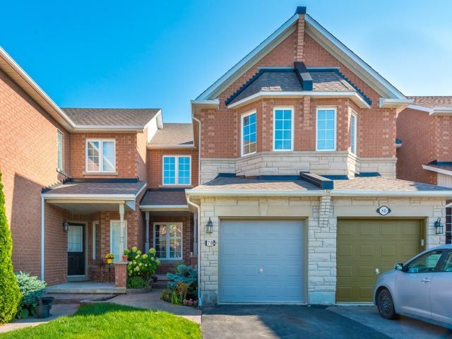 Townhouse at 78 Cedarcrest Cres, Richmond Hill, Ontario. Image 1