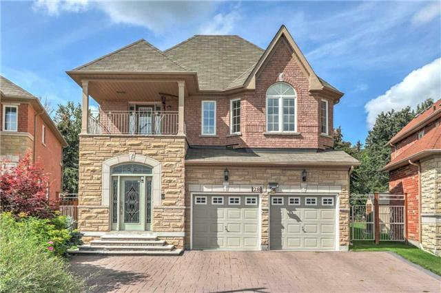 Detached at 28 Heirloom St, Richmond Hill, Ontario. Image 1