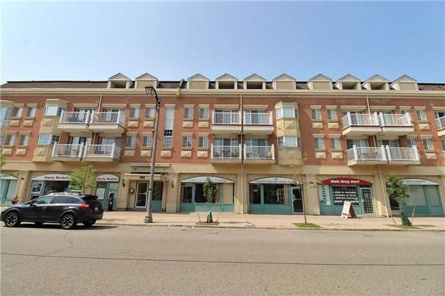 Condo Apartment at 110 Cornell Park Ave, Unit C212, Markham, Ontario. Image 1