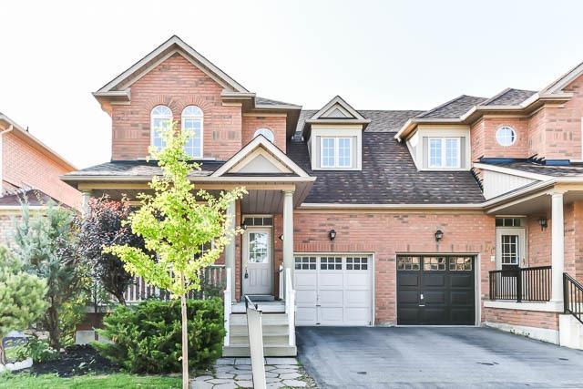 Semi-detached at 211 Hopecrest Rd, Markham, Ontario. Image 1