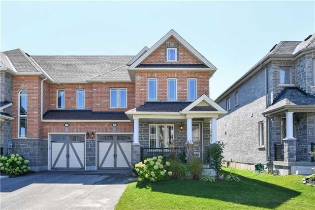 Townhouse at 31 Walker Blvd, New Tecumseth, Ontario. Image 1