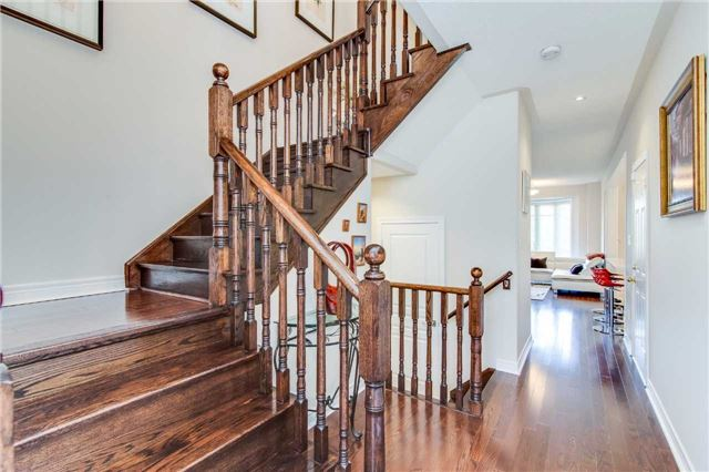 Semi-detached at 85 Mary Ellen Baker Cres, Vaughan, Ontario. Image 15