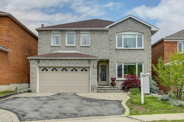 Detached at 56 Maxwell Crt, Vaughan, Ontario. Image 1