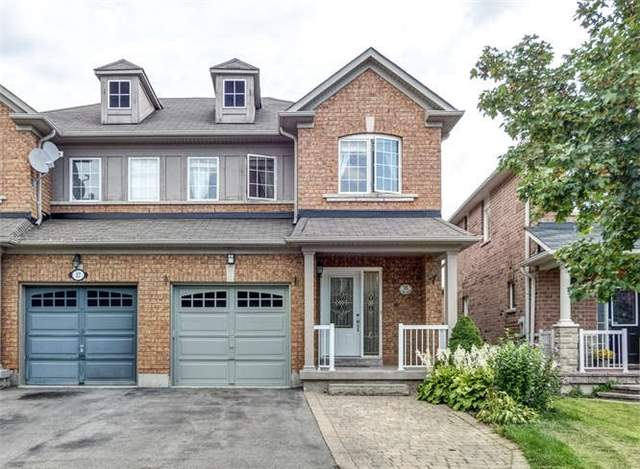 Semi-detached at 35 Orion Ave, Vaughan, Ontario. Image 1