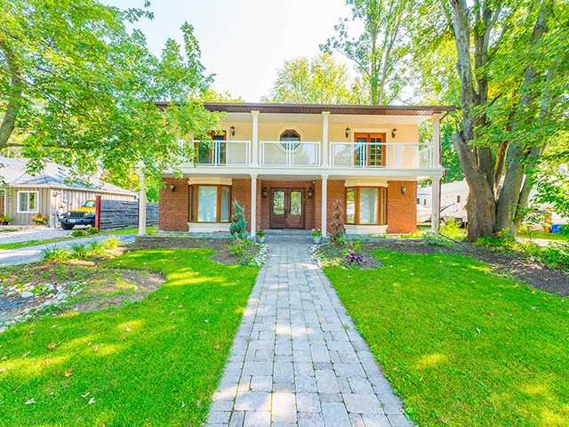 Detached at 45 Pleasant Ave, East Gwillimbury, Ontario. Image 1