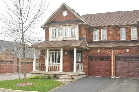 Semi-detached at 172 Fred Mclaren Blvd, Markham, Ontario. Image 1