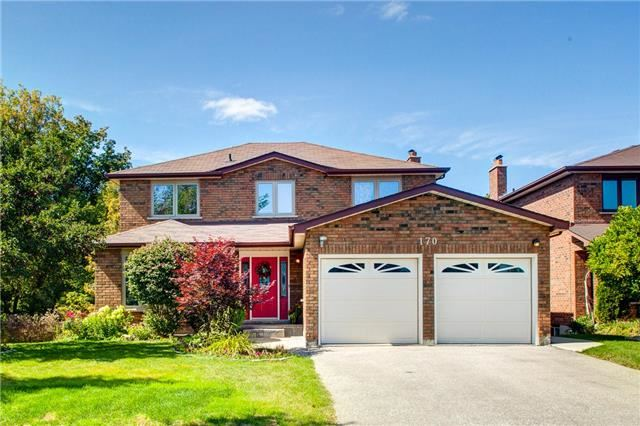 Detached at 170 Huron Heights Dr, Newmarket, Ontario. Image 1