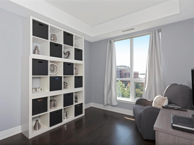 Condo Apartment at 111 Civic Square Gate, Unit 421, Aurora, Ontario. Image 3