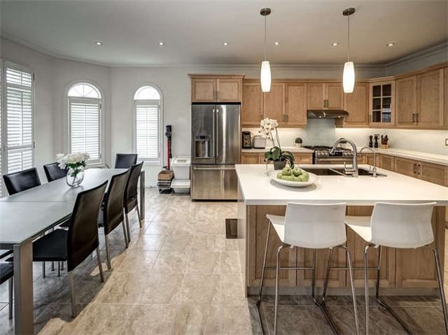 Detached at 158 Jefferson Forest Dr, Richmond Hill, Ontario. Image 18