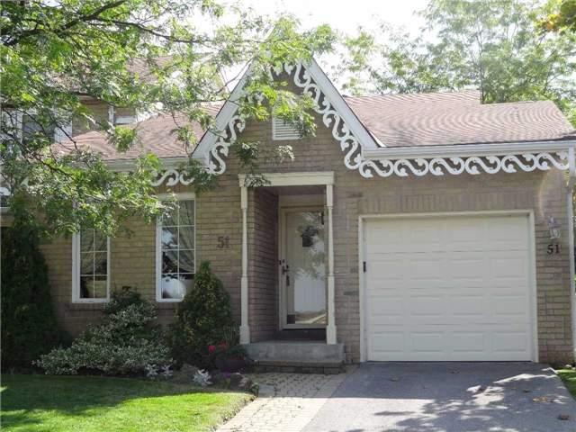 Condo Townhouse at 51 Adams Crt, Uxbridge, Ontario. Image 1