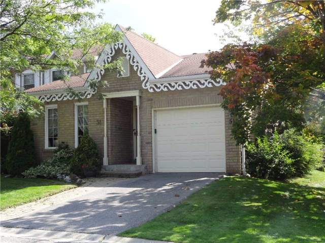 Condo Townhouse at 51 Adams Crt, Uxbridge, Ontario. Image 8