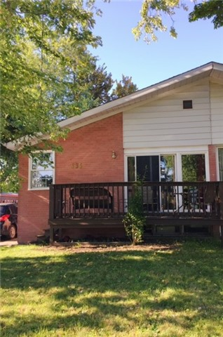 Semi-detached at 335 Kerswell Dr, Richmond Hill, Ontario. Image 1