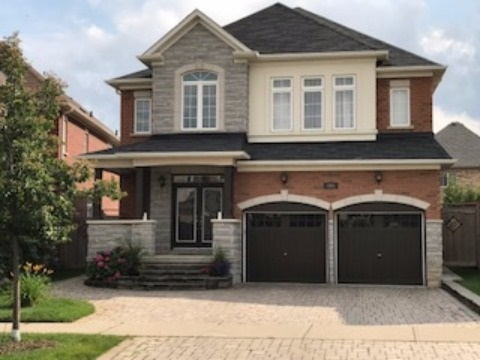 Detached at 203 Israel Zilber Dr, Vaughan, Ontario. Image 1