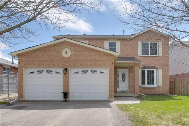 Detached at 5 Laverock St, New Tecumseth, Ontario. Image 1