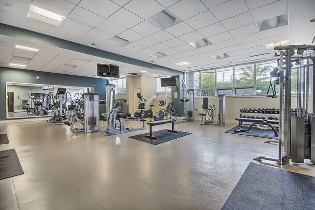 Condo Apartment at 370 Highway 7 Ave E, Unit 621, Richmond Hill, Ontario. Image 11