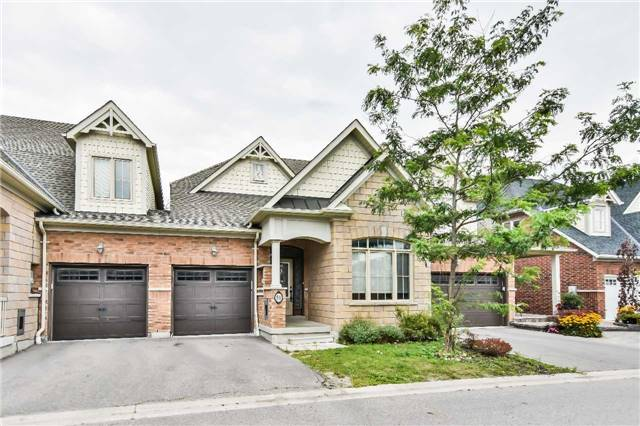 Townhouse at 51 Crows Nest Way, Whitchurch-Stouffville, Ontario. Image 1