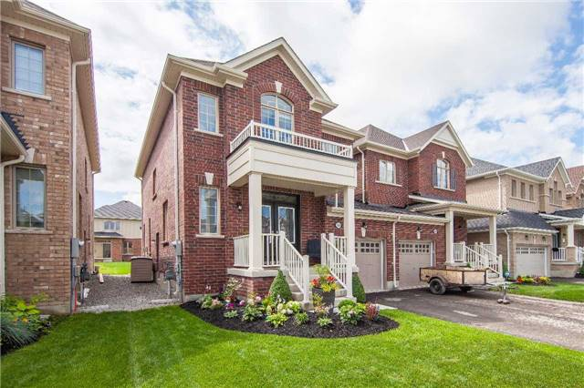 Semi-detached at 59 Weaver Terr, New Tecumseth, Ontario. Image 1