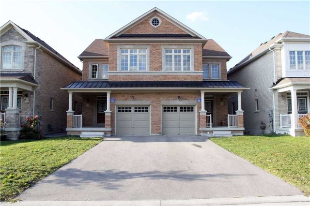 Semi-detached at 1286 Blencowe Cres, Newmarket, Ontario. Image 1