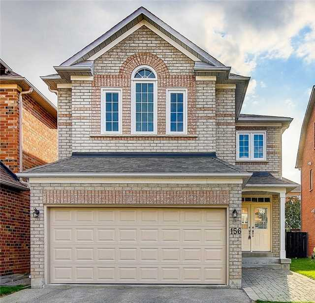 Detached at 156 Forestwood St, Richmond Hill, Ontario. Image 1
