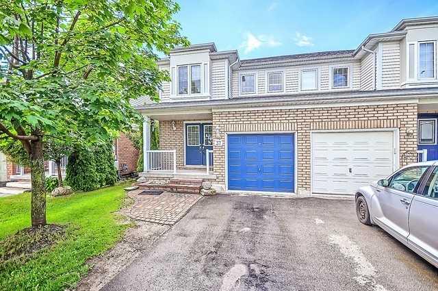 Semi-detached at 37 Hirst Ave, Georgina, Ontario. Image 1