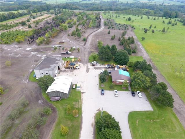 Farm at 16725 Jane St, King, Ontario. Image 8